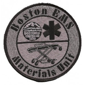 Boston EMS Material Unit  Patch