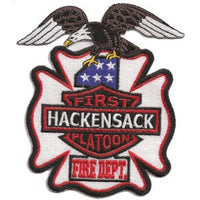 Hackensack, NJ First Platoon Patch