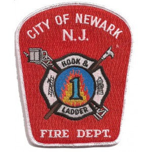 Newark Tower Ladder 1 Patch