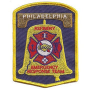 Philadelphia Sunoco Refinery Emergency Response Team