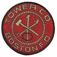 Boston Tower 1 Circular Patch