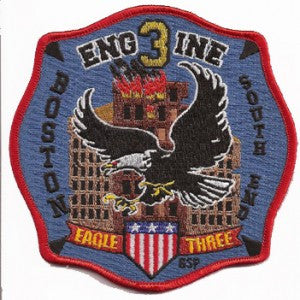 Boston Engine 3 South End Patch