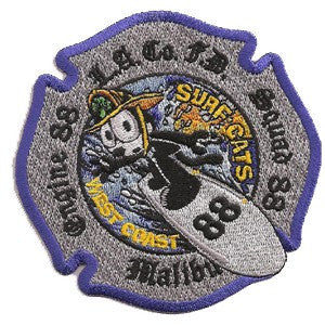 LA County Station 88 Patch