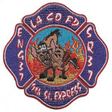 LA County Station 37 Patch