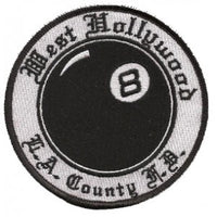 LA County Station 8 Patch