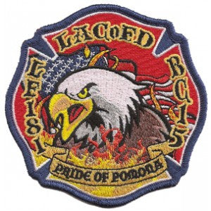 LA County Station 181 Patch