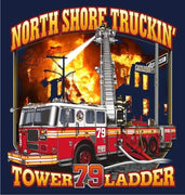 New York City TL-79 North Shore Truckin' Tee