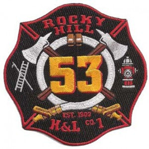 Rocky Hill, NJ  Station 53 Fire Patch