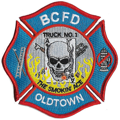Baltimore City Truck 1 Old Town Patch
