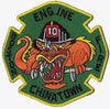Boston Engine 10 Chinatown Fire Patch