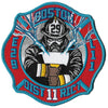 Boston Engine 29 Ladder 11 District 11 New  Fire Patch