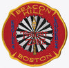 Boston Engine 4 Ladder 24 Twilight Zone Beacon Hill Fire Patch