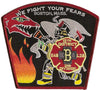 Boston Fire Department Engine 48  Patch