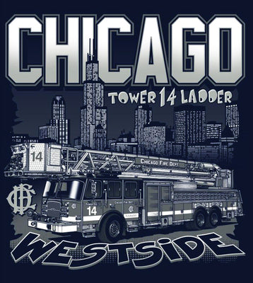 Chicago Tower Ladder 14
