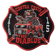 Contra Costa County  Station 15 Patch
