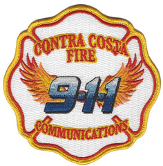 CONTRA COSTA FIRE COMMUNICATIONS 9-1-1