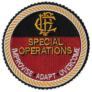 Chicago Special Operations Fire Rescue Patch