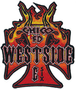 Chico, CA Station 6 Westside Fire Patch