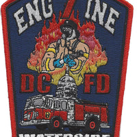 DCFD Engine 7 Waterside Patch