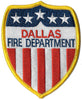 Dallas Fire Department Patch