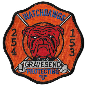 New York City Engine 254 TL-153 Watchdawgs Gravesend Brooklyn Patch