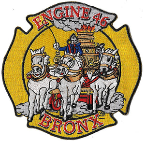 New York City Engine 46 Bronx Patch