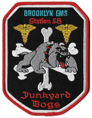 New York City Batt. 58 EMS Junkyard Dogs