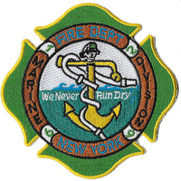 New York City  Marine Division Fire Patch