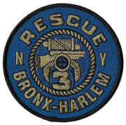 New York City Rescue 3 Bronx - Harlem Patch