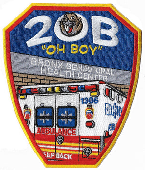 New York City EMS Station 20B Oh Boy Bronx Patch