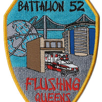 New York City EMS Battalion 52 Flushing Queens Patch
