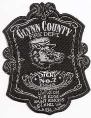 Glynn County, GA Engine 7 Patch