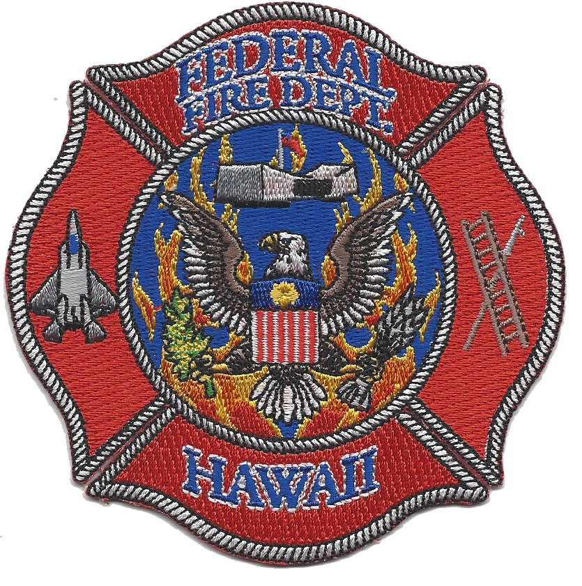 Hawaii Federal Truck 1 Patch
