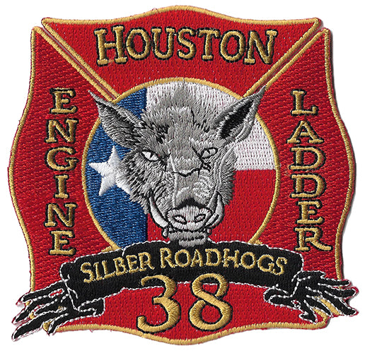 Houston Engine  38 Patch