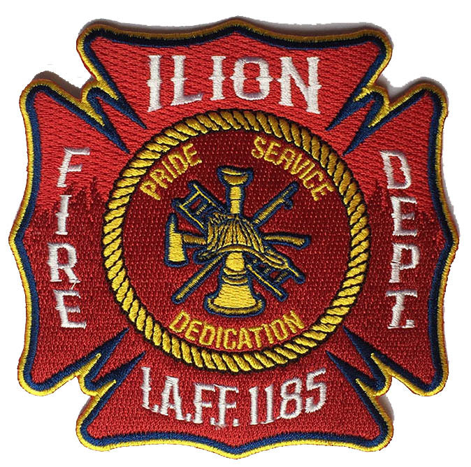 Ilion, NY Fire Dept Patch