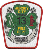 Jersey City Engine 13 Patch