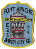 Jersey City Engine 22 Truck 4 Patch