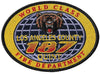 LA County Station 187 World Class Fire Patch