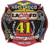 LAFD Station 41 Hollywood Sunset Strip Fire Patch