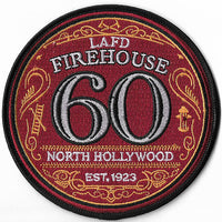 "LAFD Station 60 ""North Hollywood"" Patch"