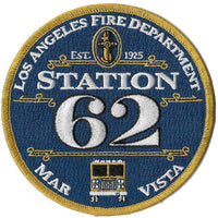 LAFD Station 62 Mar Vista Patch