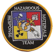 Marines Haz Mat Patch