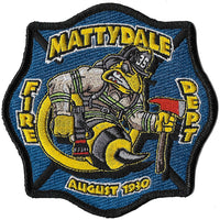 Mattydale, NY Station 35 Patch