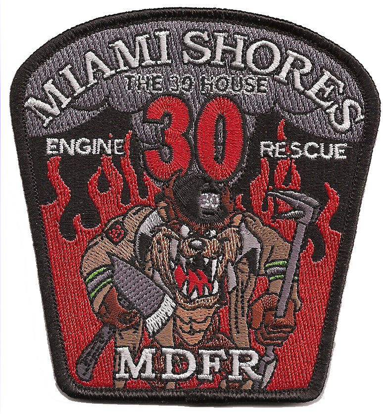 Miami Dade, FL Station 30 Miami Shores Patch