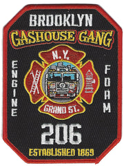 New York City E-206 Brooklyn  Patch