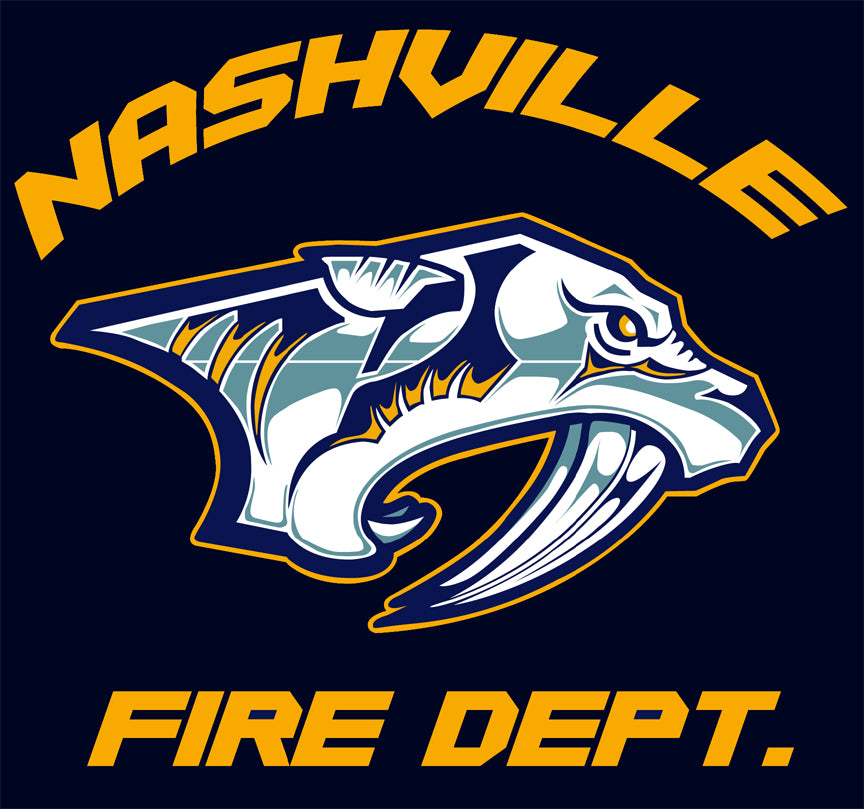 Nashville Fire Department Tee