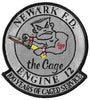 Newark Engine 12 The Cage Fire Patch