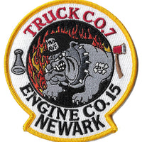 Newark Engine 15 Park Ave Fire Patch