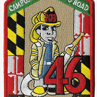 "Prince George County, MD Station 46 ""Kentland South Patch"