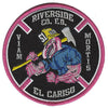 Riverside County, CA Station 51 El Cariso Fire Patch